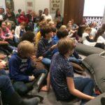 Impressie van een aantal workshops op kasteel Groeneveld tijdens de Dag van de Duurzaamheid